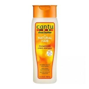 Cantu Shampoo Natural Hair Cleansing Cream 400ml -Shampoos -Cantu