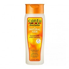 Cantu Shampoo Natural Hair Cleansing Cream 400ml -Shampoos -Cantu