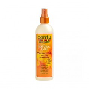 Cantu Shea Butter Natural Hair Comeback Curl Revitalizer 355ml -Ceras, Pomadas y Gominas -Cantu