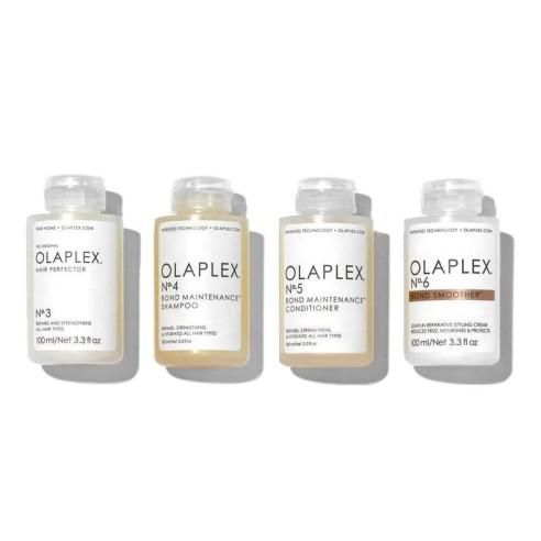 Olaplex Kit Holiday nº3 + nº4 + nº5 + nº 6 (Edición Love Your Hair) -Packs de productos para el pelo -Olaplex