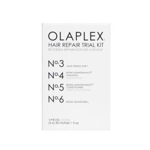 Olaplex Trial Kit -Hair product packs -Olaplex