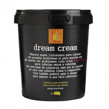 Dream Cream Lola Cosmetics Mask 450g -Hair masks -Lola Cosmetics