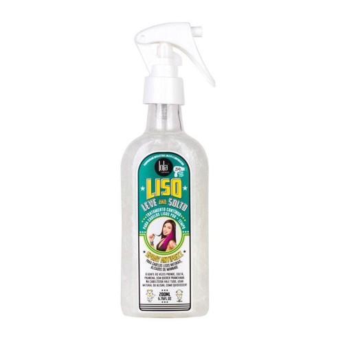 Liso Leve e Solto Spray Antifrizz Lola Cosmetics 2 -Thermal protectors -Lola Cosmetics