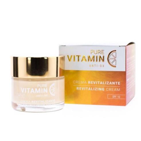 Vitamina C Crema Revitalizante Noche&Día 60ml -Creams and serums -Noche & Día