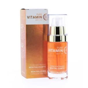 Vitamina C Crema Serum Concentrado Noche&Día 30ml -Creams and serums -Noche & Día