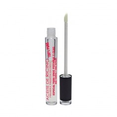 Aceite Ricino 100% Natural 4ml -Eyelashes and eyebrows -