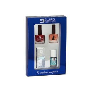 Kit Manicura Perfect Box Nude E. Llorca -Esmaltes de uñas -Elisabeth Llorca