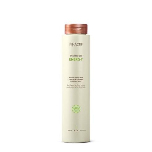 Energy Champú Kinactif Kin Cosmetics 300ml -Champús -Kin Cosmetics