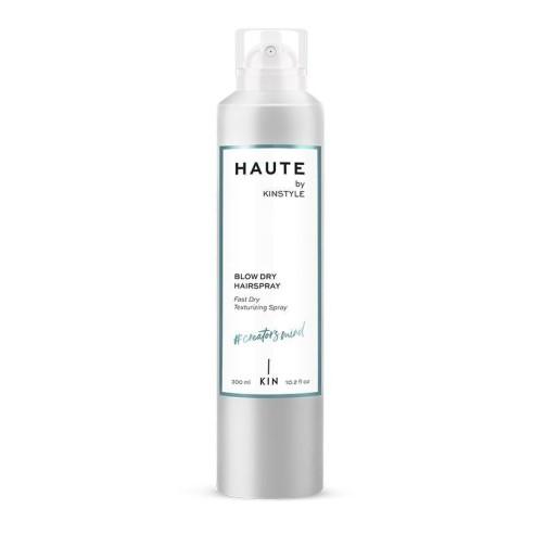 Haute Blow Dry Hairspray Kin 300 ml -Lacquers and fixing sprays -Kin Cosmetics