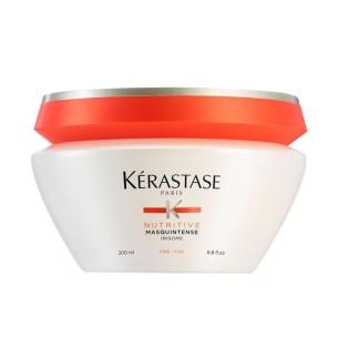 Kerastase Nutritive Masquintense Mascarilla 200 ml -Hair masks -Kerastase
