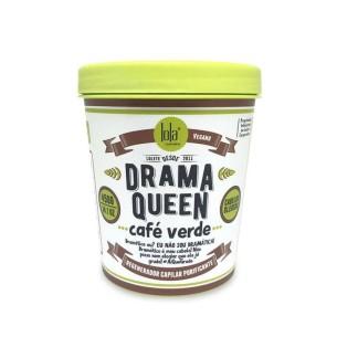 Máscara Cosmética Drama Queen Cafe Verde Lola 4 -Máscaras de cabelo -Lola Cosmetics