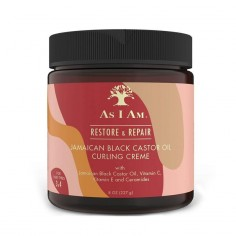 As I Am Curling Creme Restore & Repair 227 g -Waxes, Pomades and Gummies -AS I AM