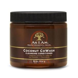 As I Am Coconut CoWash Acondicionador Cleansing Conditioner 454 g -Acondicionadores -AS I AM