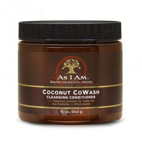 As I Am Coconut CoWash Acondicionador 454 g -Conditioners -AS I AM