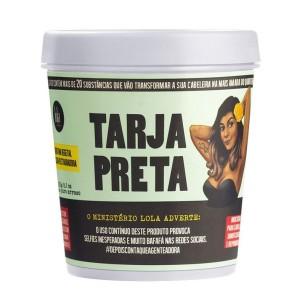 Tarja Preta Mascarilla Lola Cosmetics 230 g -Hair masks -Lola Cosmetics