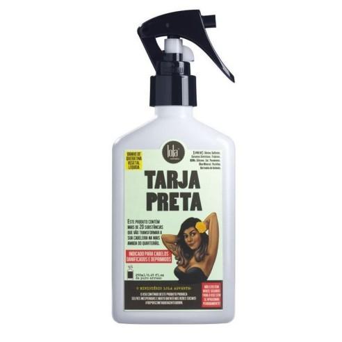 Tarja Preta Queratina Spray Lola 250 ml -Hair and scalp treatments -Lola Cosmetics