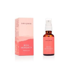 Aceite Rosa Mosqueta 100% puro Sara Simar 30 ml -Cremas y serums -Sara Simar