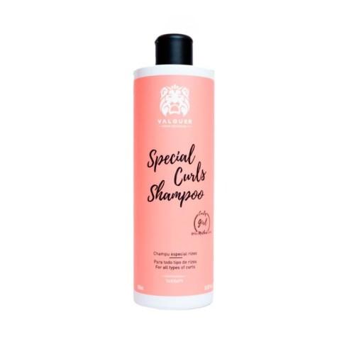 Champú Especial Rizos Valquer 400 ml -Shampoos -Valquer