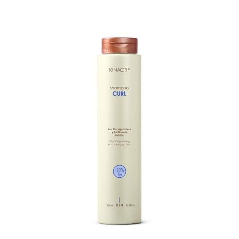 Curl Champú Kinactif 300 ml. -Shampoos -Kin Cosmetics