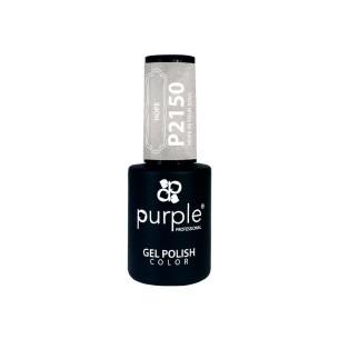 Esmalte Semipermanente Gel P2150 Purple -Semi permanent enamel -Purple Professional