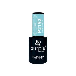 Esmalte Semipermanente Gel P2152 Purple -Semi permanent enamel -Purple Professional