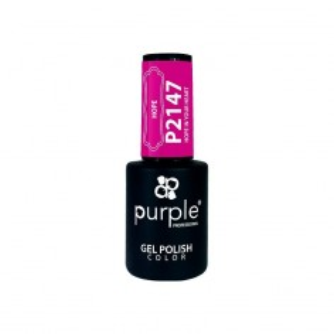 Esmalte Semipermanente Gel P2047 Purple -Semi permanent enamel -Purple Professional