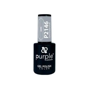 Esmalte Semipermanente Gel P2048 Purple -Semi permanent enamel -Purple Professional