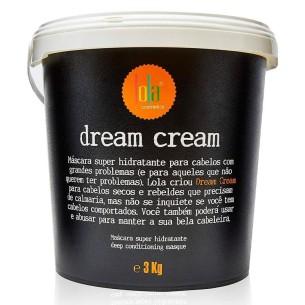 Dream Cream Mascarilla Lola Cosmetics 3kg -Hair masks -Lola Cosmetics