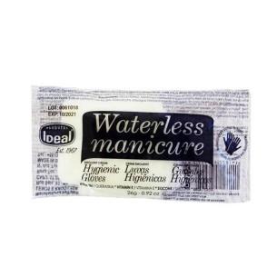 Guantes Hidratantes Manicura Emoliente 1 Par Ideal -Crema de manos y pies -Ideal Cosmeticos