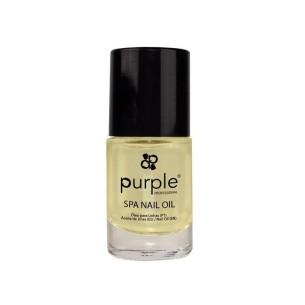 Spa Nail Oil Purple 10ml -Tratamientos para uñas y quitaesmaltes -Purple Professional