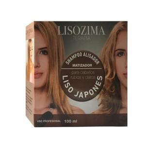 Alisado Japonés Lisozima Rubios 100 ml -Permanent and straightened -Lisozima