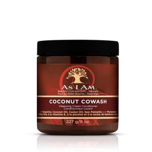 As I Am Coconut CoWash Acondicionador 227 g -Acondicionadores -AS I AM