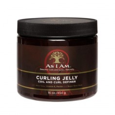 As I Am Curling Jelly 454g -Waxes, Pomades and Gummies -AS I AM