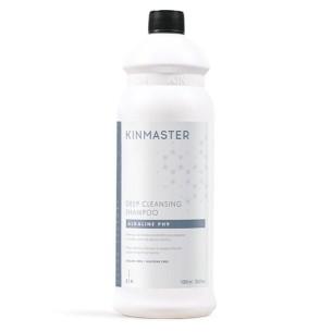 Champú Deep Cleansing Kinmaster 1L -Shampoos -Kin Cosmetics