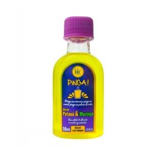 Aceite Pinga Patauá & Moringa Lola Cosmetics 50ml -Tratamientos para el pelo y cuero cabelludo -Lola Cosmetics