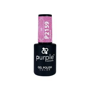 Esmalte Gel P2159 So Fashion Purple Professional -Esmalte semi permanente -Purple Professional