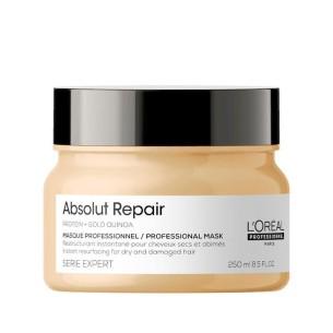 Mascarilla Absolut Repair Gold L'Oreal Serie Expert 250ml -Mascarillas para el pelo -L'Oreal