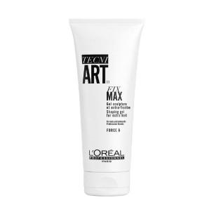 Tecni.Art Gel Fix Max L'Oreal 200ml -Waxes, Pomades and Gummies -L'Oreal