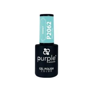 Esmalte Gel P2062 Perfect Story Purple Professiona -Semi permanent enamel -Purple Professional