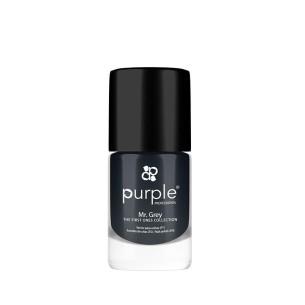 Purple No. 17 Mr Gray Enamel -Nail polish -Purple Professional