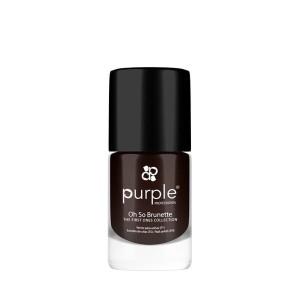 Purple No. 20 Oh So Brunette Enamel -Nail polish -Purple Professional