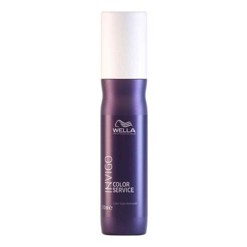 Color Service Quita Manchas Wella Invigo 150ml -Protectors and dye remover -Wella