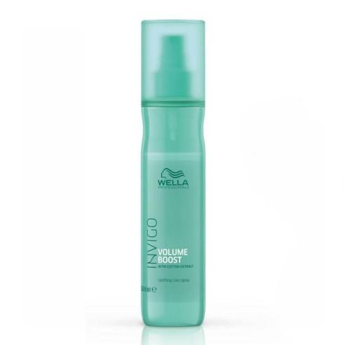 Spray Volume Boost Wella Invigo 150 ml -Foams -Wella