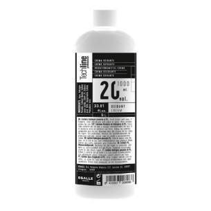 Oxigenada Crema 20V Techline 1000ml -Oxidants -Techline