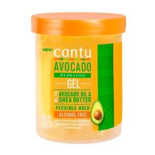 Cantu Avocado Styling Gel 524g -Waxes, Pomades and Gummies -Cantu