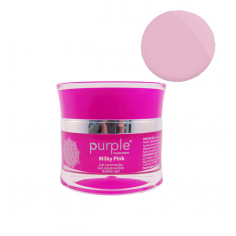 Gel Milky Pink 50gr Purple