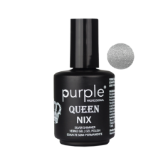 Esmalte Gel Nº635 Queen Nix 15ml Purple