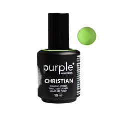 Esmalte Gel Nº780 Christian 15ml Purple