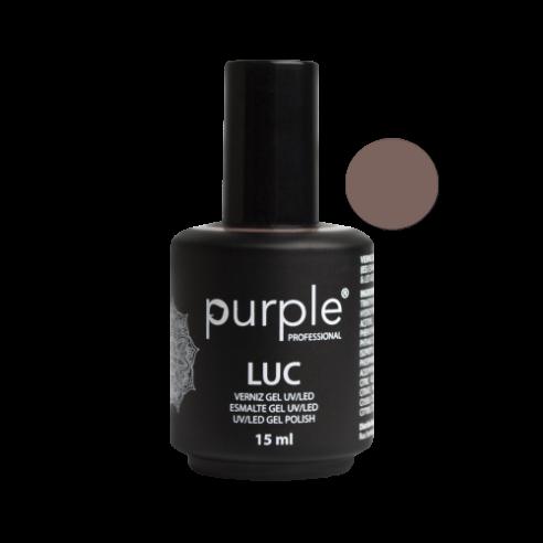 Esmalte Gel Nº798 Luc 15ml Purple