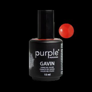 Esmalte Gel Nº821 Gavin 15ml Purple